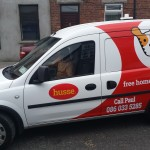 half wrap husse car van