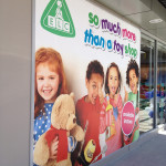 lightbox sign mothercare
