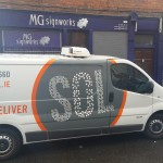van wrap cafe sol