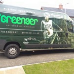 van wrap greenaer1