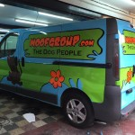 van wrap woof group