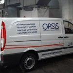 vehicle sign writing