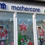mothercare fascia sign