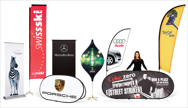 Exhibition Signs Display Stands Mg Signworks Dublin